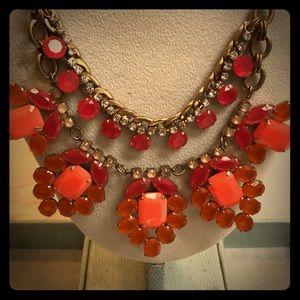 Stella & Dot statement necklace 🌹🌹🌹